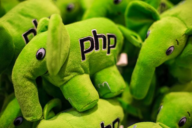 La mascota oficial de PHP