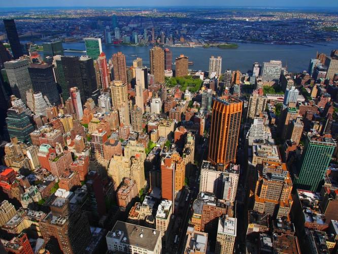 Nueva York no se construyó en un día