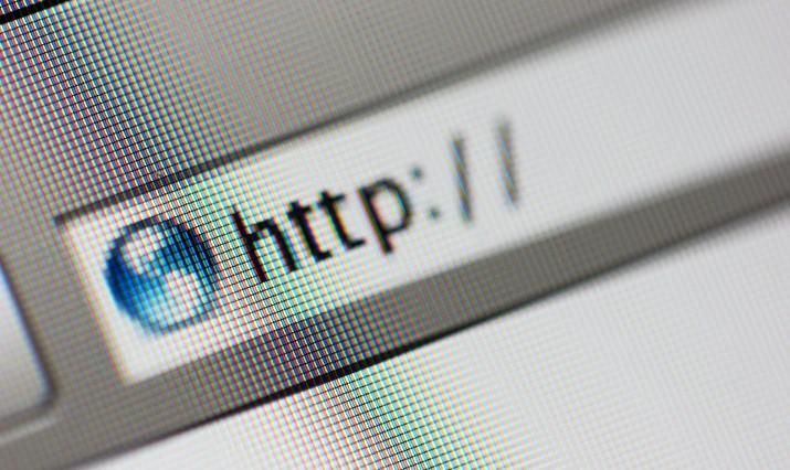 URL sin SSL