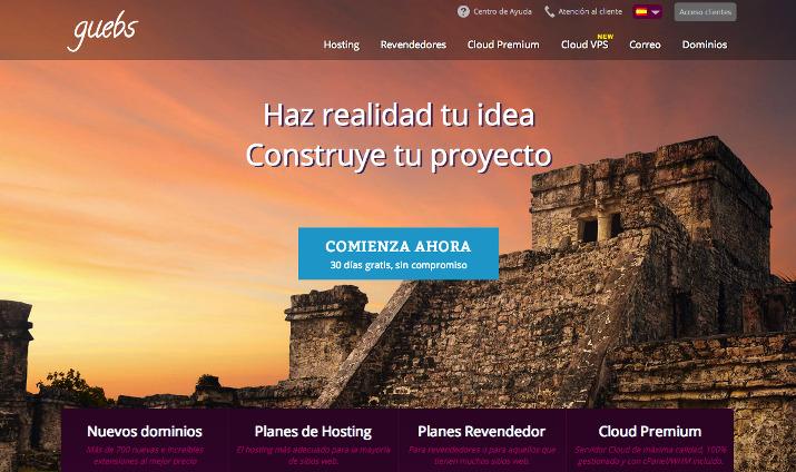 Hosting de calidad para Mexico