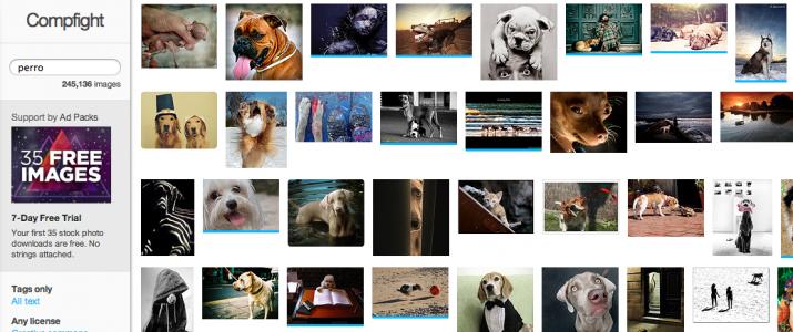 compfight, buscador de fotografias