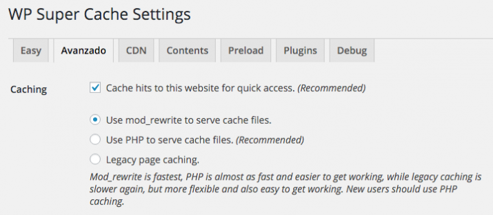Use mod_rewrite to serve cache files.