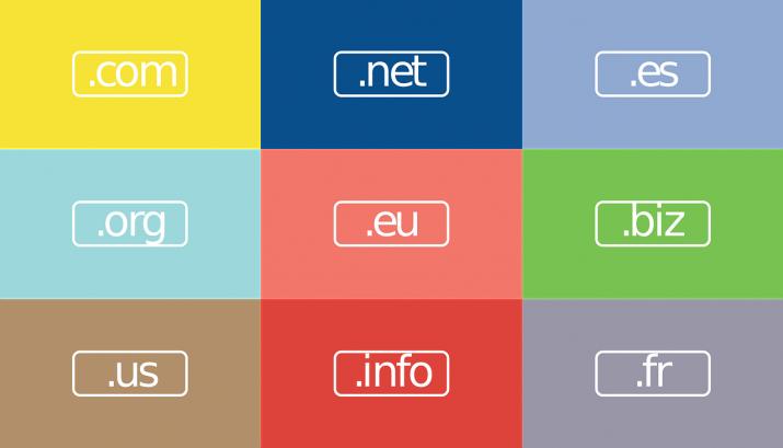.NET domains