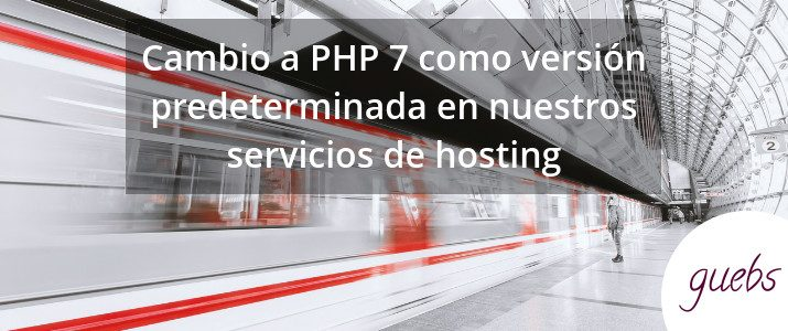 Cambio a PHP 7